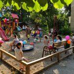 Стараниями социалистов в Кишиневе появилась еще одна детская площадка (ФОТО)