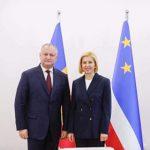 Игорь Додон поздравил Ирину Влах с убедительной победой на выборах башкана