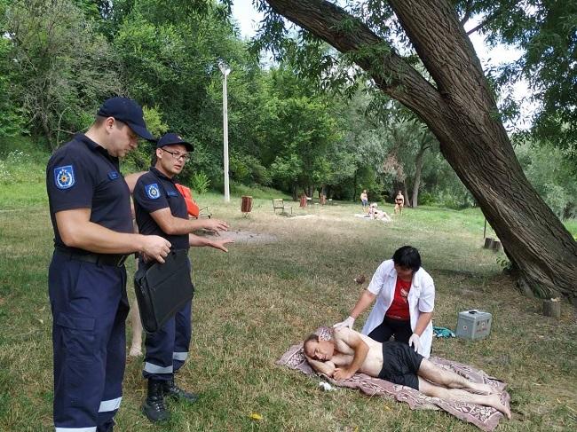 Сотрудники ГИЧС продолжают проводить кампанию по предотвращению случаев утопления (ФОТО, ВИДЕО)
