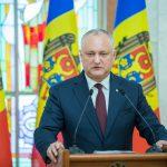 Игорь Додон поздравил строителей с профессиональным праздником