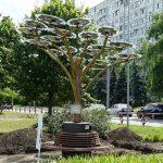 """Кожокару: Для полной реализации проекта """"Солнечные деревья"""" нужно установить LED-освещение и видеокамеры"""