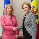 Гречаный провела встречу с послом Италии в Молдове (ФОТО)