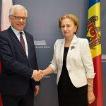 Спикер молдавского парламента и глава МИД Польши обсудили двустороннее сотрудничество (ФОТО)