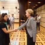 Гречаный встретилась с постоянным представителем Программы развития ООН в Молдове (ФОТО)