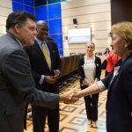 Спикер встретилась с заместителем администратора Агентства США по международному развитию