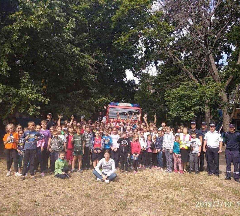 Сотрудники ГИЧС продолжают кампанию по предотвращению случаев утопления (ФОТО)