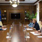 Гречаный: Рабочая группа по сотрудничеству между Парламентом РМ и Народным собранием Гагаузии возобновит деятельность в новом составе до конца летней сессии (ФОТО)