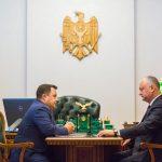 Президент провел встречу с директором СИБ: какие вопросы обсуждались в ходе беседы (ФОТО, ВИДЕО)