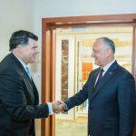 """""""Мы рассчитываем на поддержку и далее"""": Президент встретился с заместителем руководителя отдела USAID по Европе и Евразии (ФОТО, ВИДЕО)"""