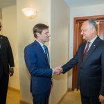 Президент провел встречу с заместителем госсекретаря США (ФОТО, ВИДЕО)