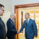Додон встретился с главой МИД Польши (ФОТО, ВИДЕО)