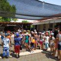 Спасатели проинструктировали более 600 детей в лагерях на юге страны (ФОТО)