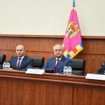 Додон представил командному составу нового начальника Главного штаба