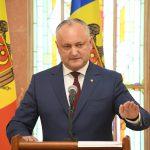 """Додон подробно рассказал о новом соглашении ПСРМ и """"АКУМ"""" (ВИДЕО)"""