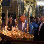 Додон: Лишь сохраняя и проповедуя нашу православную веру, мы обеспечим будущее нашей страны (ФОТО, ВИДЕО)