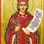 Сегодня - годовщина канонизации Штефана Великого