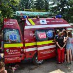 Сотрудники ГИЧС провели учения в детском лагере в Бельцах (ФОТО)