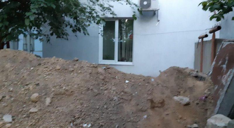 В центре столицы обнаружили бомбу времён ВОВ (ФОТО)