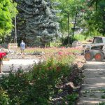 В Кишиневе облагораживают парк «Алунел»: социалисты хотят реставрировать в нем и фонтаны (ФОТО)
