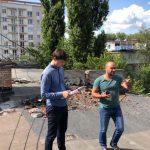 Крыша еще одного дома на Ботанике будет капитально отремонтирована стараниями социалистов