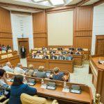 Додон: Администрация президента окажет всю необходимую поддержку профсоюзам страны (ФОТО, ВИДЕО)