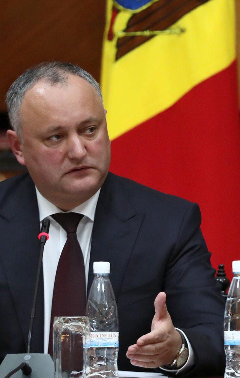 Додон: Взвешенная внешняя политика – единственный вариант для Молдовы (ВИДЕО)