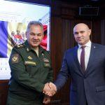 Министр обороны Молдовы пригласил Сергея Шойгу посетить с визитом нашу страну (ВИДЕО)