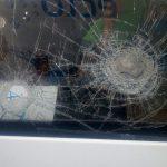 Кошмарное путешествие: неизвестные закидали камнями автобус Затока-Кишинёв (ФОТО)