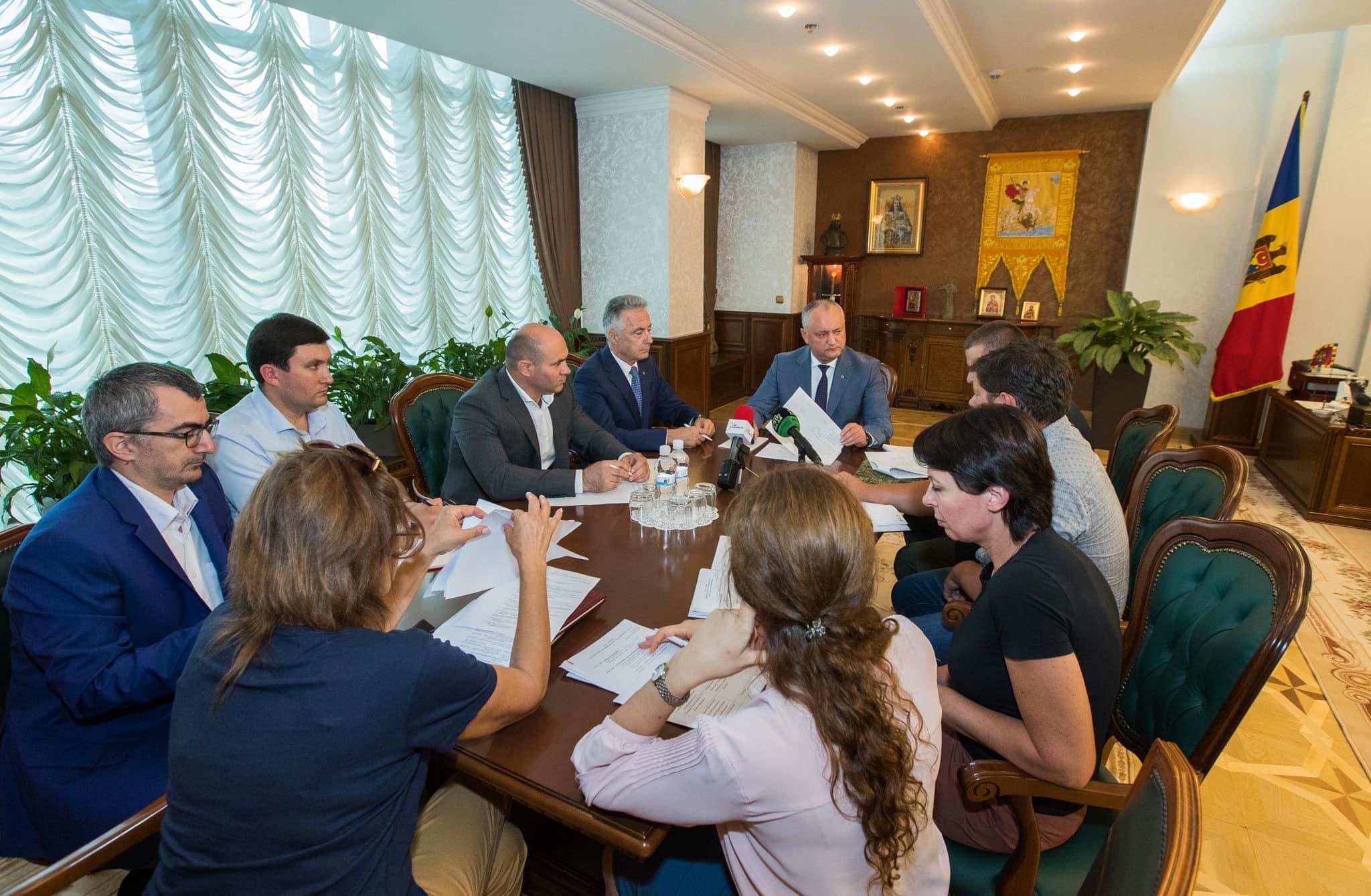 Премьера фильма, большой концерт и салют: президент обнародовал программу мероприятий в день 75-летия освобождения Кишинева (ФОТО, ВИДЕО)