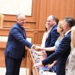 Додон: Государство обязано создавать выгодные условия для экономических агентов (ФОТО, ВИДЕО)