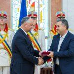 Группа граждан была удостоена государственных наград за особые заслуги перед страной (ФОТО, ВИДЕО)