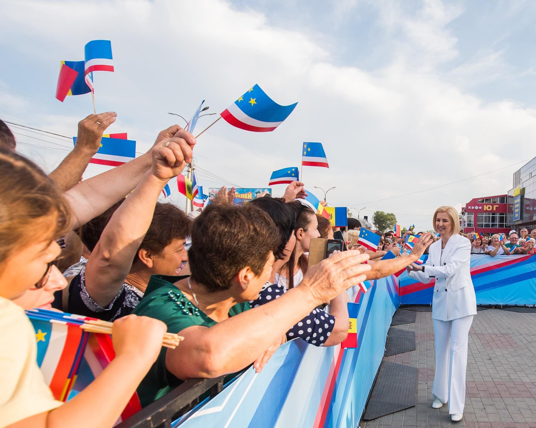 Впервые в истории Молдовы всё высшее руководство страны приняло участие в инаугурации башкана Гагаузии (ФОТО, ВИДЕО)