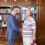 Президент намерен и далее поддерживать и поощрять деятелей культуры и искусства (ФОТО, ВИДЕО)