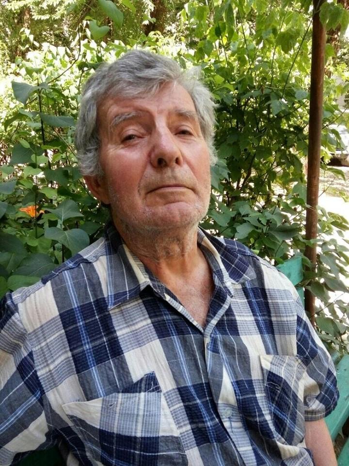 Внимание! В Кишиневе без вести пропал пожилой мужчина