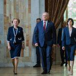 Додон: Сформировавшие правящую коалицию силы проявили настоящую политическую зрелость
