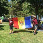 Молдавские спортсмены стали лучшими за всю историю своих выступлений на межконтинентальном заплыве через Босфор