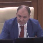 """Чебан - """"шоровцам"""": Мы все, в том числе правовые органы, с нетерпением ждем вашего председателя на заседании парламента (ВИДЕО)"""