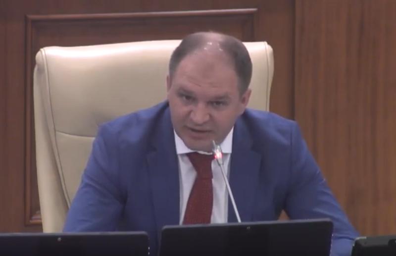 """Чебан – """"шоровцам"""": Мы все, в том числе правовые органы, с нетерпением ждем вашего председателя на заседании парламента (ВИДЕО)"""