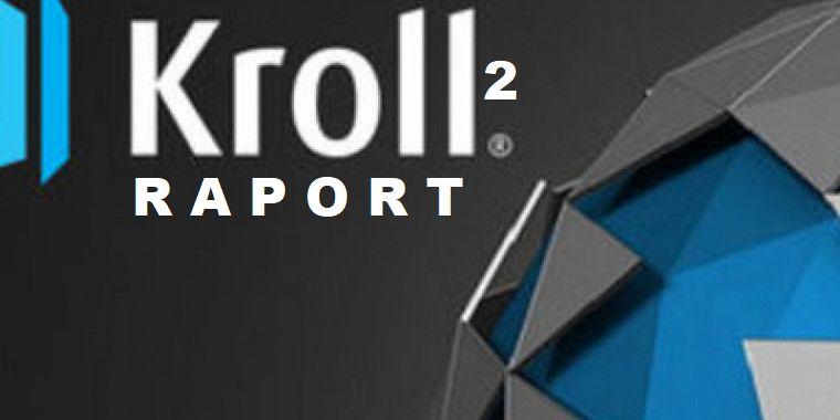 BREAKING NEWS! Опубликован отчет Kroll-2 (ДОКУМЕНТ)
