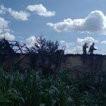 Старая проводка стала причиной крупного пожара в Слободзее