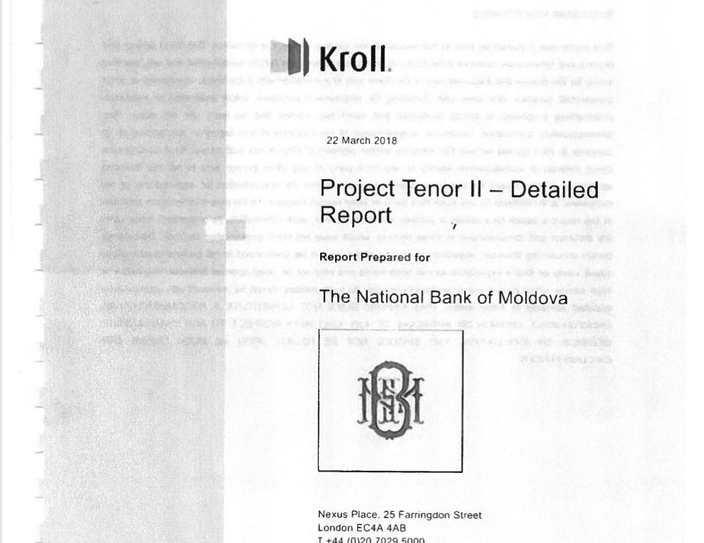 """СМИ: Почти половина фракции """"Шор"""" фигурирует в отчете Kroll 2"""