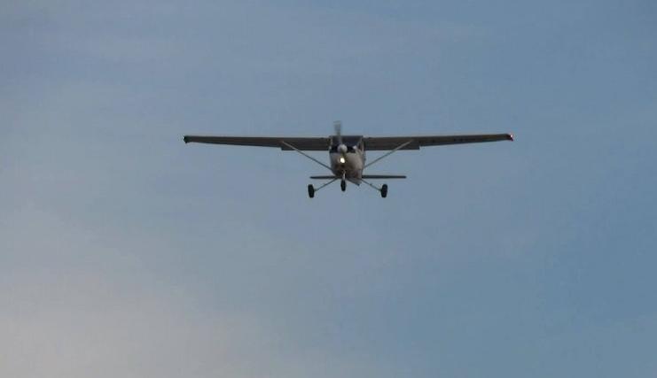 Пропавший самолет: что говорят в Пограничной полиции