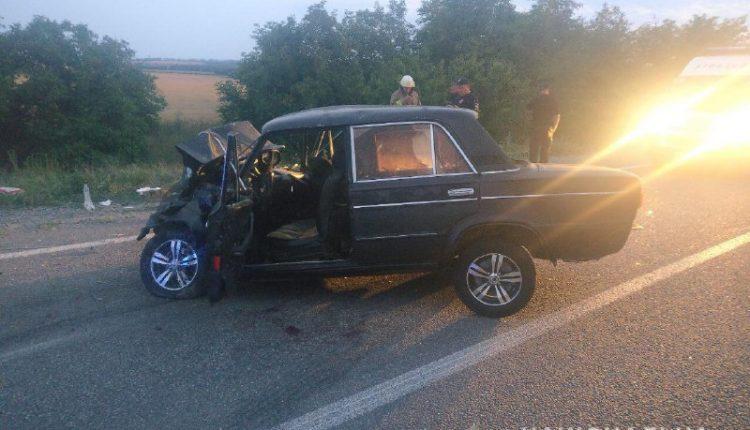 Двое граждан Молдовы погибли в страшном ДТП на трассе Одесса – Рени