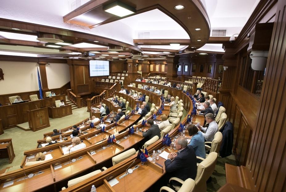Решено! Думитру Робу предложен парламентом в качестве кандидата на пост врио генпрокурора