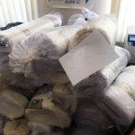 Таможенники вновь задержали партию контрабандных товаров на сотни тысяч леев (ФОТО)