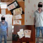 В столице задержали двух карманников-рецидивистов