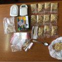В центре столицы поймали мужчину, распространявшего наркотики (ВИДЕО)