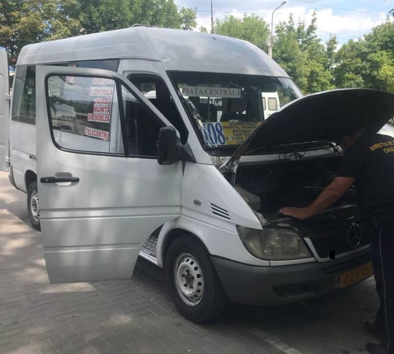 В столице проверили пассажирские микроавтобусы: какие нарушения обнаружены (ВИДЕО)