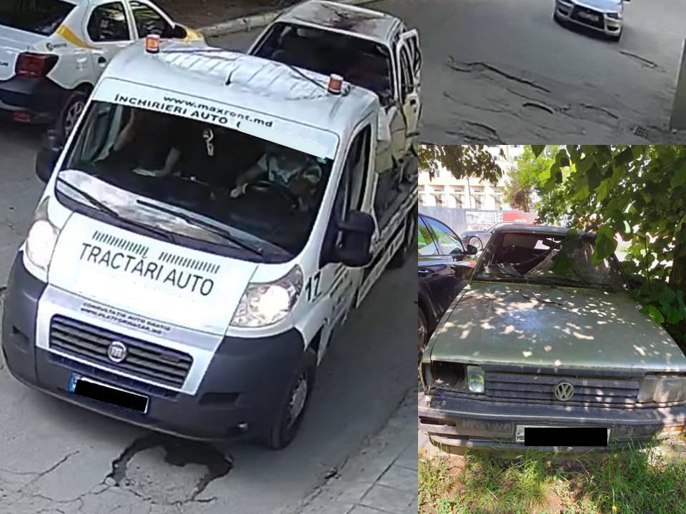 Позарился на чужое: полицейские задержали угонщика двух автомобилей (ВИДЕО)
