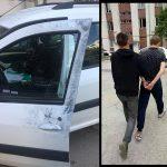 В столице задержали автовора, укравшего деньги из чужой машины (ВИДЕО)